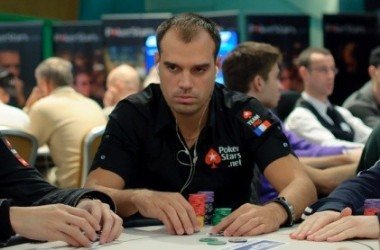 PokerStars EPT London Day 1a: On Pace to Break Records, PokerStars Team Pro Thomas Bichon Near...