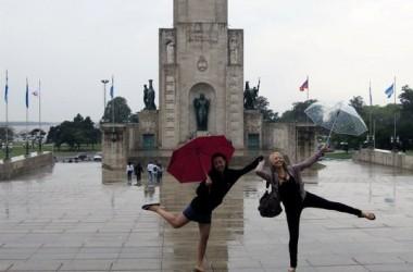 Around the World with Lynn Gilmartin: Auckland to Argentina