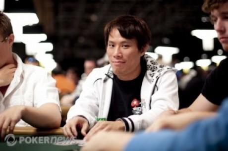 Ръка от Главния турнир на LAPT Rosario с Terrance Chan