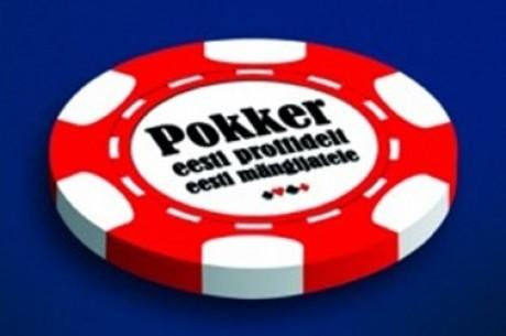 Eesti pokkeriraamatu tiraažist kaks kolmandikku müüdud!