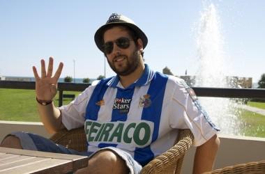 """PokerStars EPT Londres, día 3: Juan Maceiras, el único español en pie, """"in the..."""