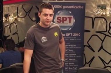 Spanish Poker Tour Valencia 2010: Tim Van Der Zwert ha sido el Chip Leader. Hoy, seguimiento en...