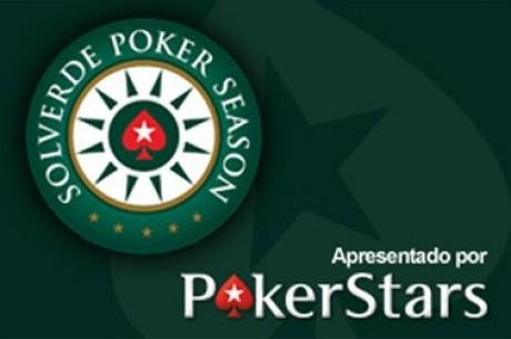 PokerStars Solverde Poker Season Monte Gordo tem em Mário Chumbinho o líder após Dia 1
