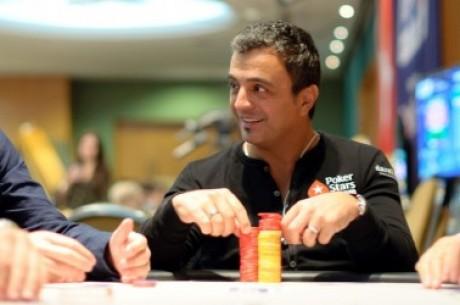PokerStars EPT London Den 3: Hachem na cestě k trojité koruně