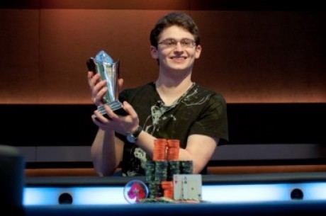 PokerStars.com Londoni EPT võitis noor Šoti matemaatik