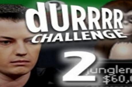 """The """"durrrr"""" Challenge: Dwan se lleva 32.000 en una sesión rápida"""