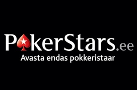 PokerStars avas täna oma Eesti mängukeskkonna