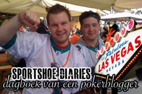 Sportshoe Diaries - Wat hebben we het toch zwaar!