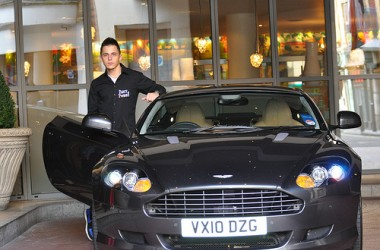The PartyPoker Weekly: Aston Martin Winner Can't Drive, Watch The Video Contest Entries and The...