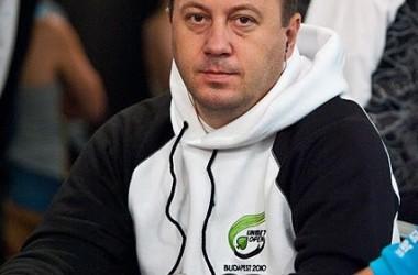 Атанас Георгиев стартира като чип лидер в Ден 2 на...