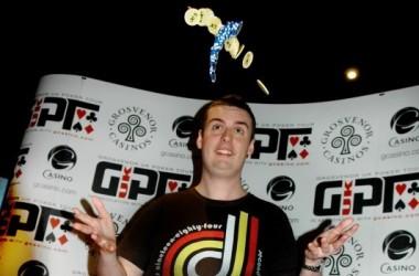 Paul Foltyn Wins GUKPT Brighton