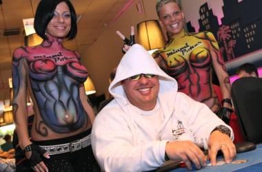 Sztárparádé a 13 milliós tornán a Miami Poker Clubban