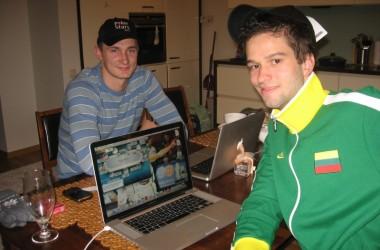 Artėjant BCOOP internete pokerį išbandė Lietuvos rinktinės krepšininkai