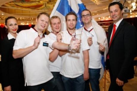 A finnek nyerték a póker EB-t, a magyarok a 10. helyen zártak