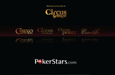 Circus Groupe и PokerStars обявиха онлайн покер партньорство