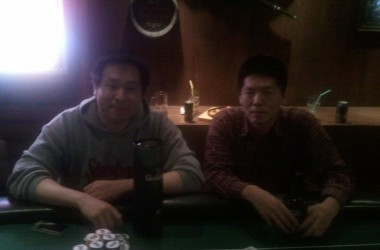 광화문에서 진행된 Poker Tour