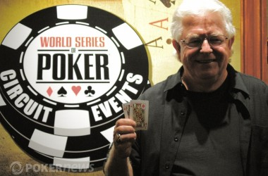 "WSOP-C Horseshoe Southern Indiana Day 3: Moore, Moore, Moore, Charles ""Woody"" Moore..."