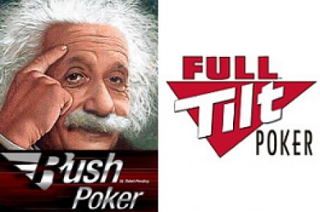 Full Tilt está probando el Rush Poker para teléfonos móviles... y PokerStars (¿aún?) no se...