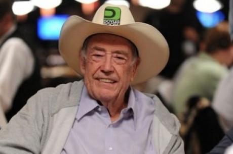 Polední turbo: PokerStars vyhlásili novou sérii RCOOP, Doyle Brunson o Síni Slávy a další