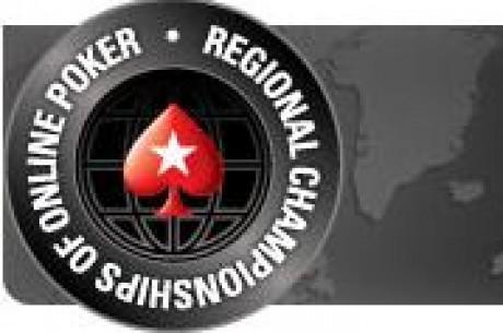 Regional Championship of Online Poker: 13 Séries Regionais ao Redor do Mundo