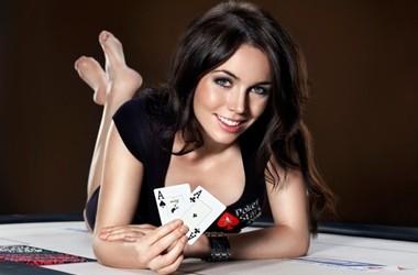 Pokkerikaunitar Liv Boeree astus PokerStarsi profimeeskonda