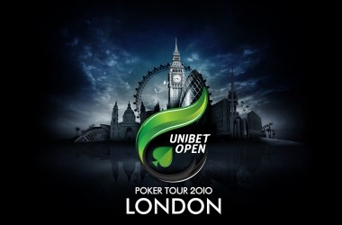 Unibet Open London satelliidid täies hoos