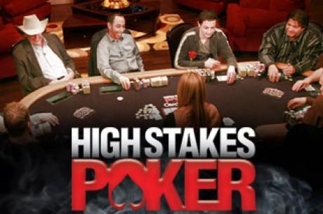High Stakes Poker säsong sju startar inspelning nästa månad
