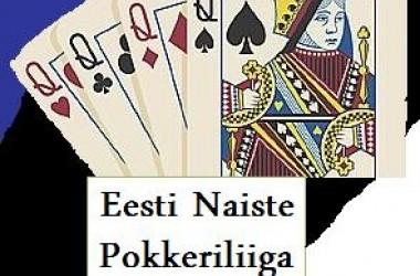 Eesti Naiste Pokkeriliiga esimesed nädalad ja WPL