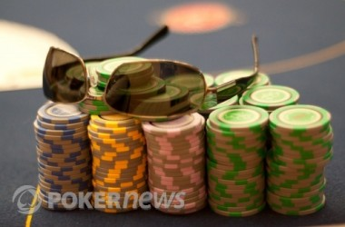PokerNews Op-Ed: Sunglasses at the Table