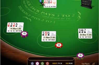 Cake Network e 21Gnet Lançam Torneios Online de Blackjack
