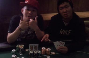 광화문 WaBar의 마지막 Poker Tour