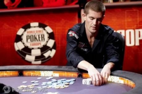 Situace na High Stakes: Hansen se přes víkend drží v plusu