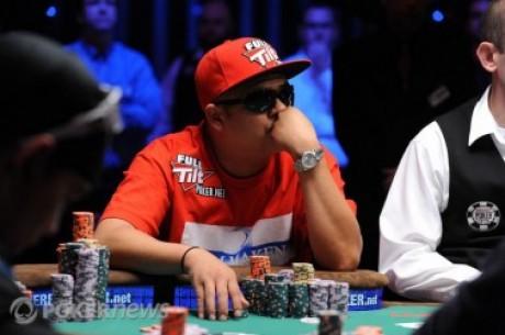 Ноябрьская Девятка World Series of Poker 2010: Сой Нгуен