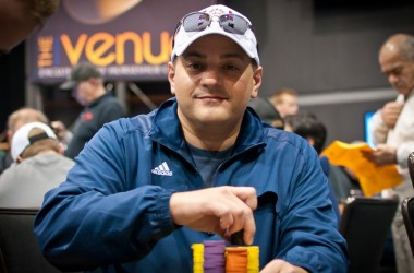World Series of Poker Circuit Hammond Day 1: Kasputis Undisputed