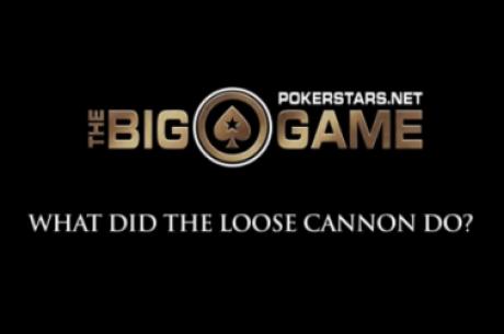 Tony G и David Peat сменят картите си преди флопа в PokerStars Big...