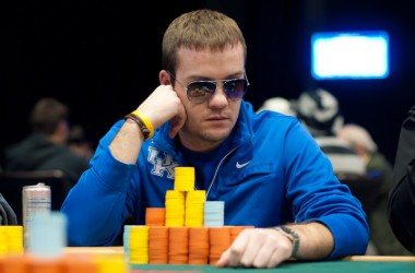 World Series of Poker Circuit Hammond Day 2: Jewell Tops Final 16