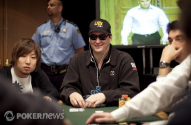 The Nightly Turbo: Hellmuth Raises Money for the Kids, Blanca Games Responds to Cheating...