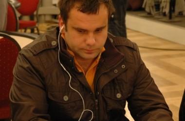 Botond Balázs a döntő asztalért küzd a bécsi EPT-n