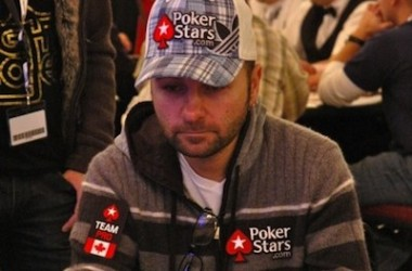PokerStars European Poker Tour de Viena - Negreanu é o Chip Leader à Entrada da Final Table