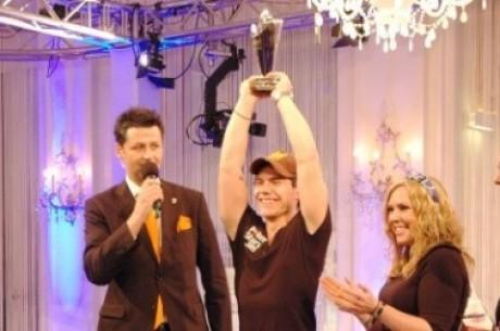 Sakslane Michael Eiler võitis Viini EPT, Negreanu oli neljas
