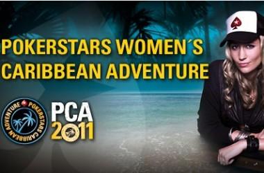 Дамски покер турнири PCA 2011