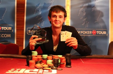 Sky Poker Tour Blackpool Review