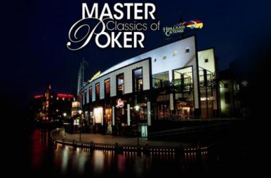 De Master Classics Of Poker gaat vanmiddag van start