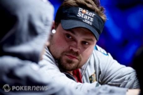Ноябрьская девятка 2010 World Series of Poker: Джейсон Сенти