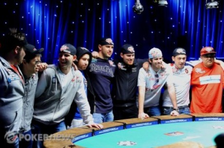 World Series of Poker 2010: Aqui estão os November Nine!