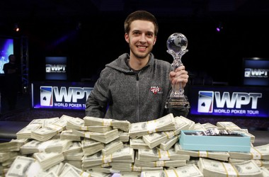 The Nightly Turbo: World Poker Tour Foxwoods Crowns Winner While Amneville Kicks off, Brad...