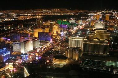 Egyre csökken Las Vegas bevétele