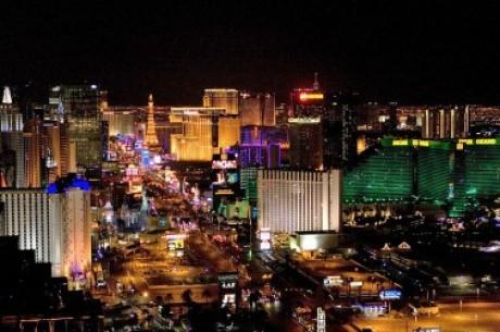 À volta do Mundo com Lynn Gilmartin: Las Vegas Baby
