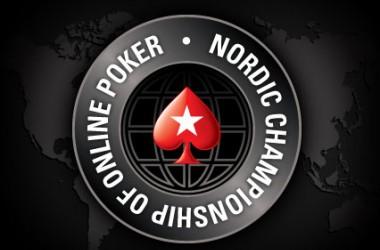 PokerStars Nordic Championship of Online Poker (Nordic COOP) inleds idag