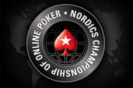 NCOOP -Nordics Championship of Online Poker starter i dag